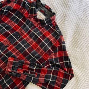 Weatherproof | Long-Sleeve Flannel Shirt